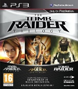 The Tomb Raider Trilogy Pack Shot