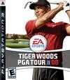 Tiger Woods PGA Tour 08 Pack Shot