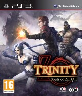 Trinity: Souls of Zill O'll Pack Shot