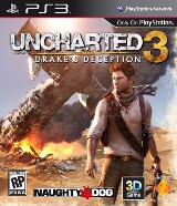 Uncharted 3: Drake's Deception Pack Shot
