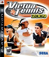 Virtua Tennis 2009 Pack Shot