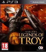 Warriors: Legends of Troy Pack Shot