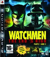 Watchmen: The End is Nigh Pack Shot