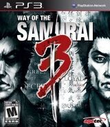 Way of the Samurai 3 Pack Shot