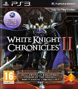 White Knight Chronicles II Pack Shot