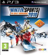 Winter Sports 2010 Pack Shot