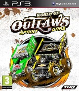 World of Outlaws Sprint Cars Pack Shot