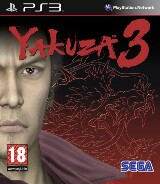 Yakuza 3 Pack Shot