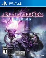 Final Fantasy XIV: A Realm Reborn Pack Shot