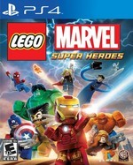 LEGO Marvel Super Heroes Pack Shot