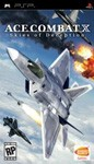 Ace Combat X: Skies of Deception Pack Shot