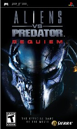 Aliens Vs Predator: Requiem Pack Shot