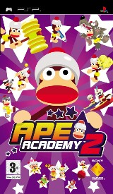 Ape Escape Academy 2 Pack Shot