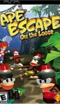 Ape Escape: On the Loose Pack Shot
