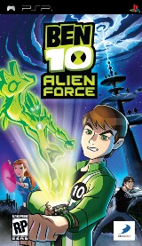 Ben 10: Alien Force Pack Shot