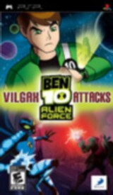 Ben 10: Alien Force Vilgax Attack Pack Shot