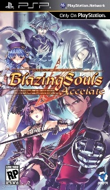 Blazing Souls Accelate Pack Shot