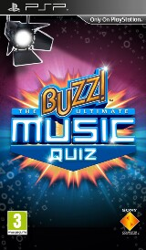 Buzz! The Ultimate Music Quiz Pack Shot