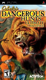 Cabelas Dangerous Hunts Ultimate Challenge Pack Shot