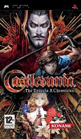 Castlevania: The Dracula X Chronicles Pack Shot