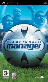 Championship Manager Pack Shot