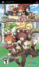 Class of Heroes Pack Shot
