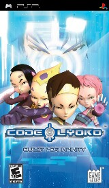 Code Lyoko : Quest for Infinity Pack Shot