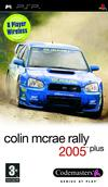 Colin McRae Rally 2005 Pack Shot