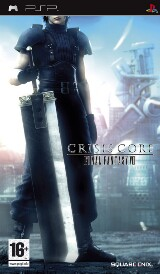 Crisis Core: Final Fantasy VII Pack Shot