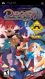 Disgaea: Afternoon of Darkness Pack Shot