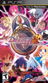 Disgaea Infinite Pack Shot