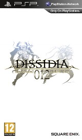 Dissidia 012 Final Fantasy Pack Shot