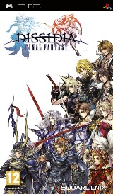 Dissidia: Final Fantasy Pack Shot