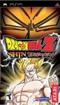 Dragon Ball Z: Shin Budokai Pack Shot