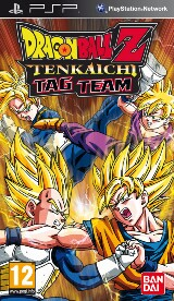 Dragon Ball Z: Tenkaichi Tag Team Pack Shot