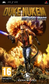 Duke Nukem: Critical Mass Pack Shot