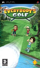Everybody's Golf Pack Shot