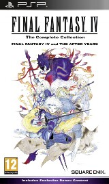 Final Fantasy IV: The Complete Collection Pack Shot