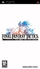 Final Fantasy Tactics: The War of the Lions Pack Shot