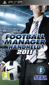 Football Manager 2011 Pack Shot