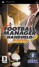 Football Manager Handheld 2009 Pack Shot