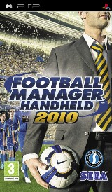Football Manager Handheld 2010 Pack Shot