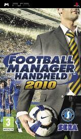 Football Manager Handheld 2010 Pack Shot