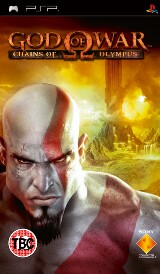God of War: Chains of Olympus Pack Shot