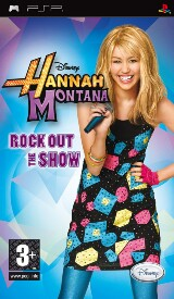 Hannah Montana: Rock Out the Show Pack Shot