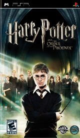 Harry Potter and the Order of the Phoenix Pack Shot