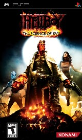 Hellboy: The Science of Evil Pack Shot