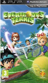 Hot Shots Tennis Pack Shot