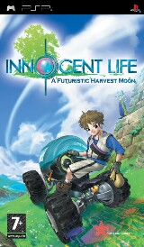 Innocent Life: A Futuristic Harvest Moon Pack Shot