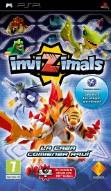Invizimals Pack Shot